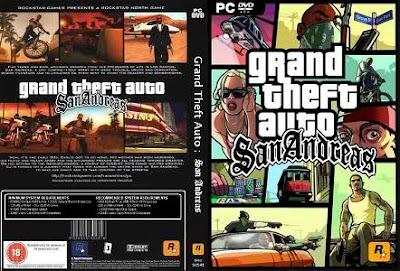 Kode Cheat GTA San Andreas PC