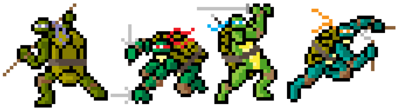 Turtles You Showed Me Buzzsaw