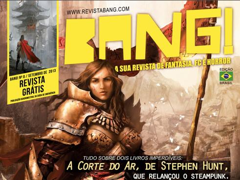 Saída de emergência Brasil disponibiliza a Revista BANG! edição 0 em PDF