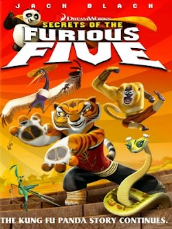 Kung Fu Panda: Bí Mật Ngũ Hùng - Kung Fu Panda: Secrets Of The Furious Five 2008 (2008) Poster