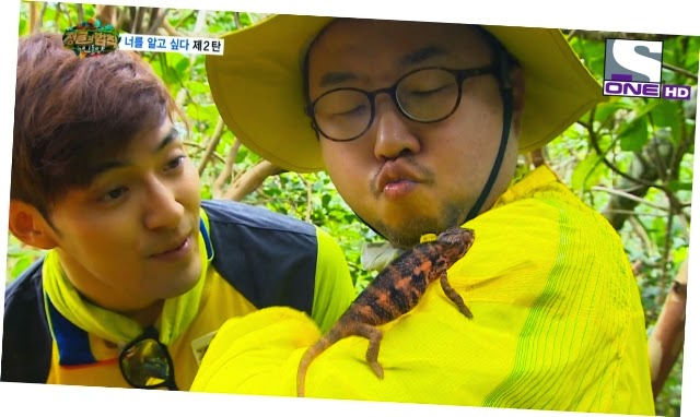 Korean Reality Documentary, Law of The Jungle In Indian Ocean, korean reality show,