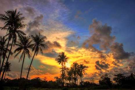 Menikmati Keindahan Alam di Tanjung Lesung