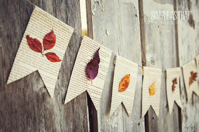 Reciclatex Cómo hacer decoraciones de otoño