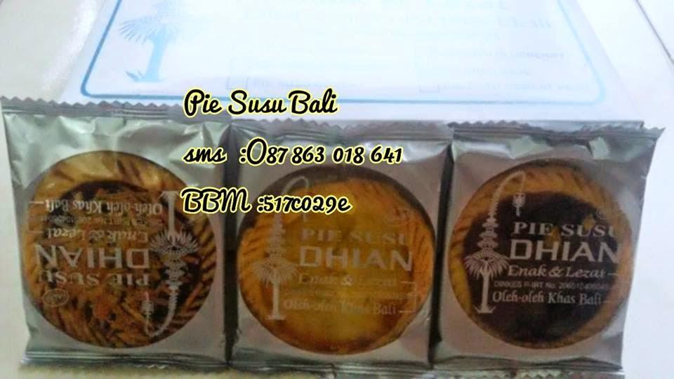 Apakah Pie Susu Bali Dhian Halal