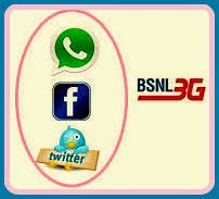BSNL Whatsapp add on pack