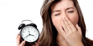 Resiko Sering Tidur Larut Malam