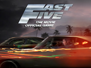 Fast Five the Movie: Official Game HD (QVGA and HVGA