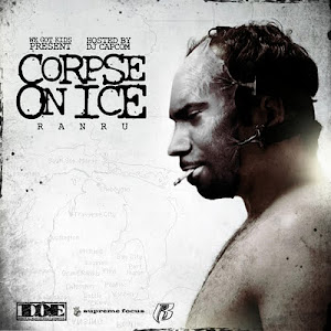 """CORPSE ON ICE"" HOSTED BY DJ CAPCOM"