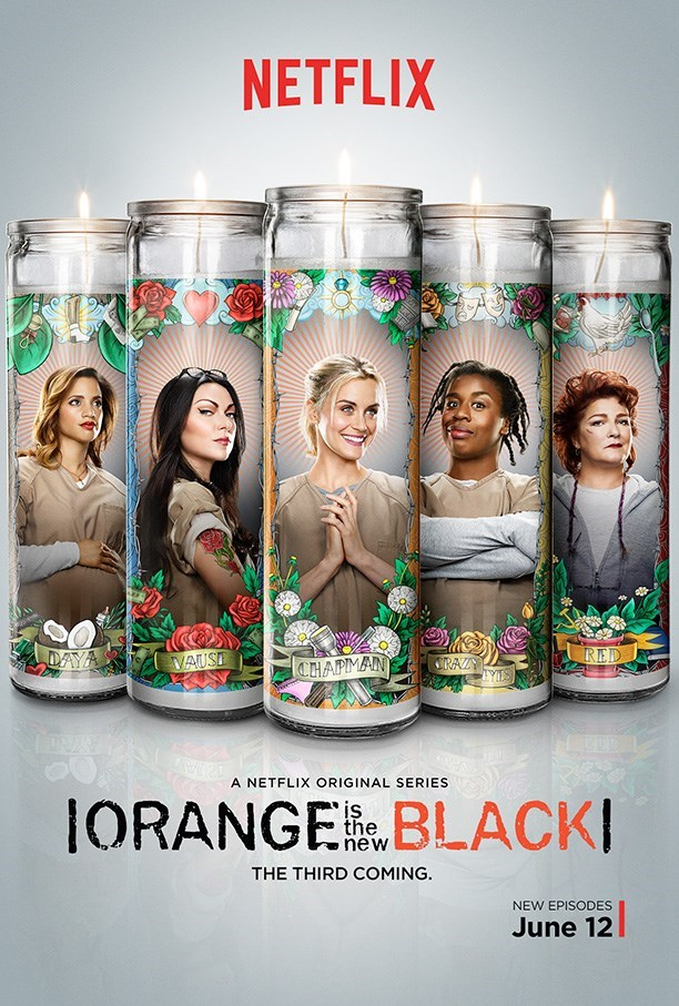 Phim Nhà Tù Kiểu Mỹ Phần 3-Orange Is the New Black Season 3