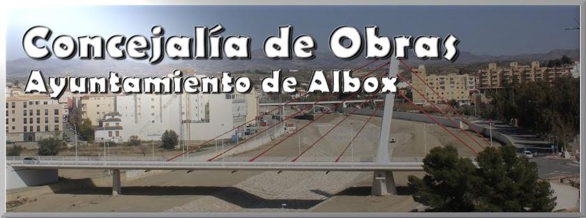 Concejalía de Obras Albox