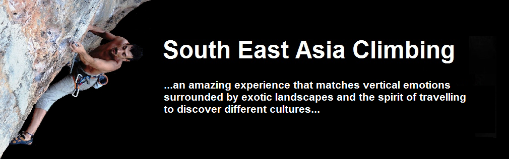 South East Asia Climbing