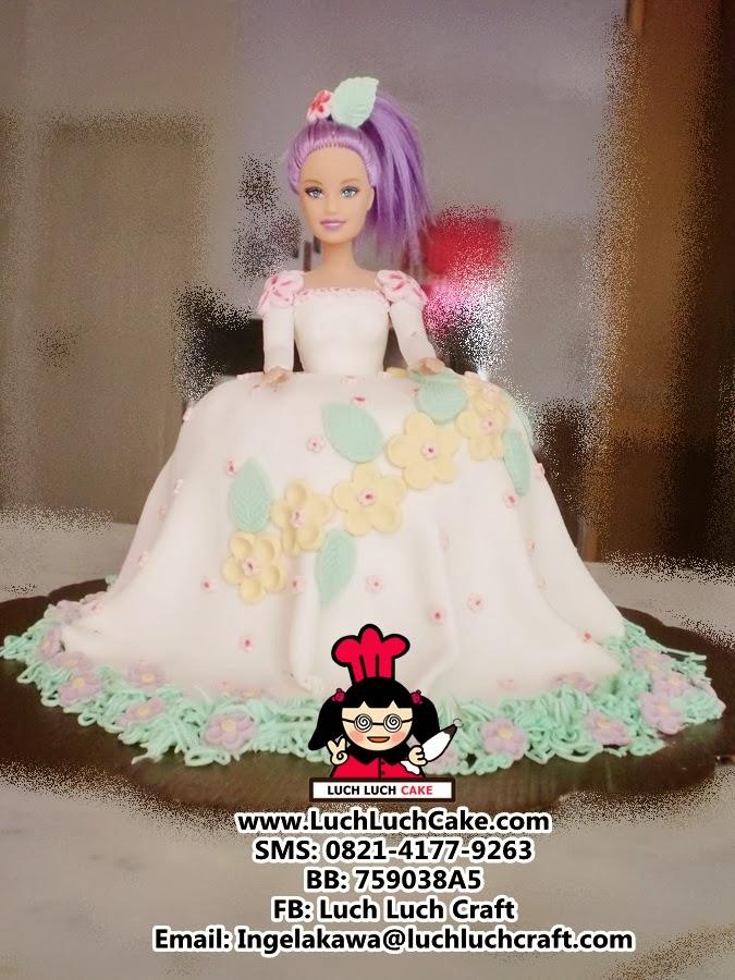 Kue Barbie Daerah Surabaya Sidoarjo