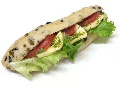 サンド・オリーヴ・トマト・モッツァレラ(Sandwich olives tomato mozzarella) | PAUL(ポール)