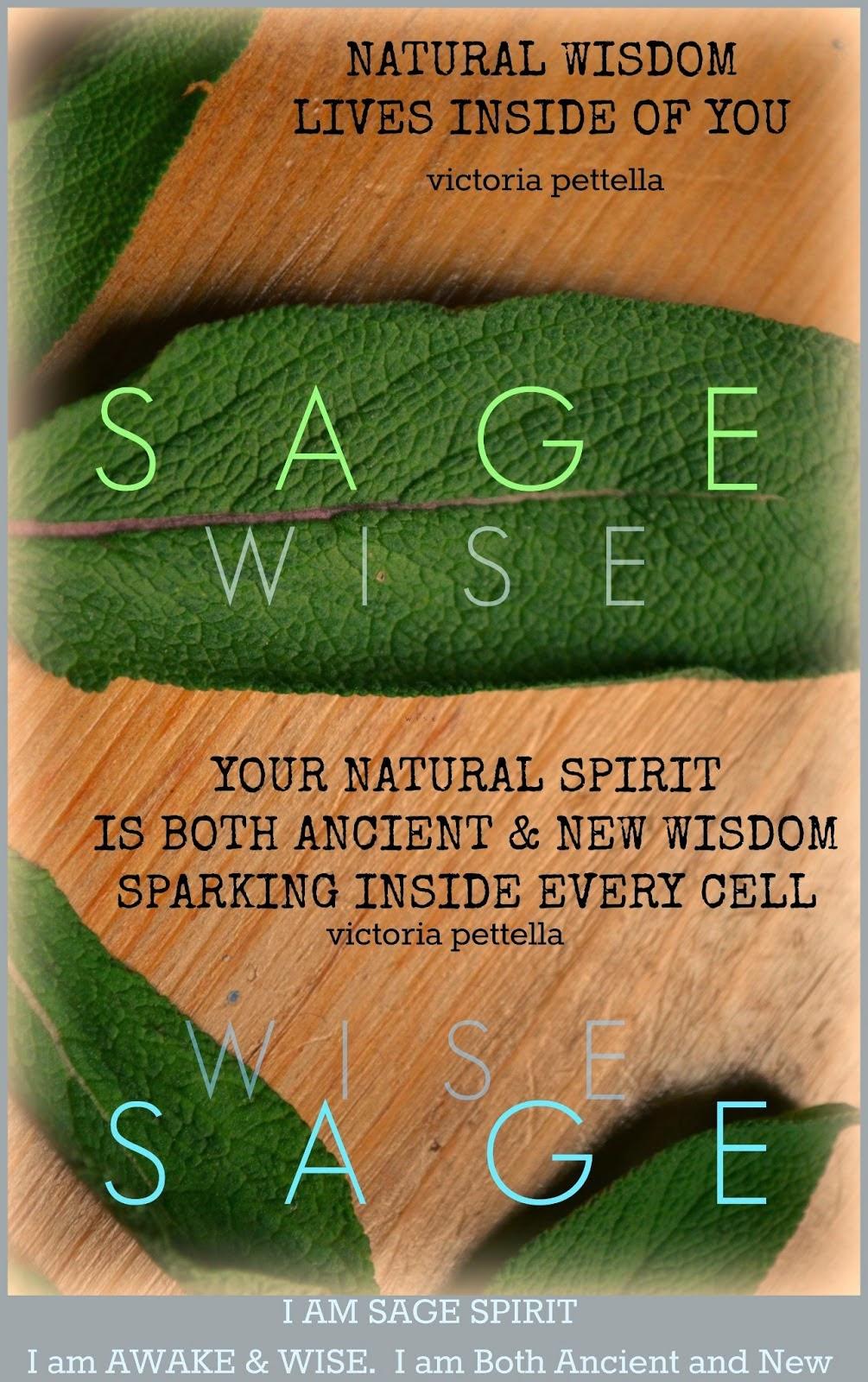SAGE~Wisdom