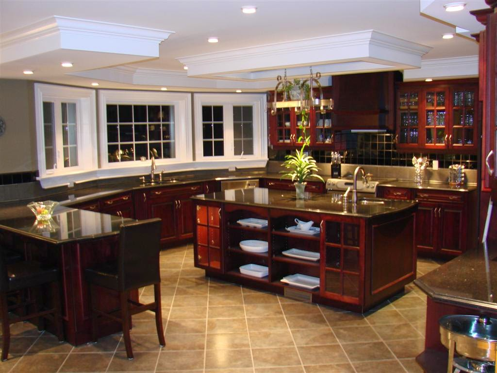 Fantasy Kitchen Design Interior Picture 14