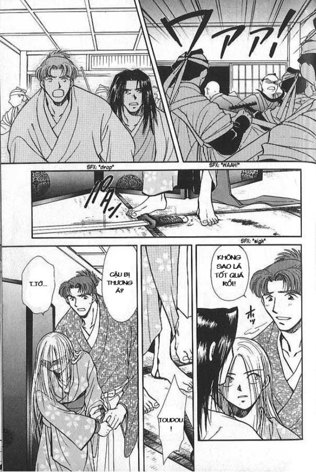 Soshite Haru No Tsuki chap 4 - Trang 28