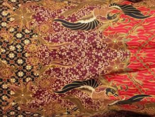 Kain Motif Batik khas Indonesia