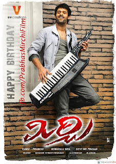 Prabhas Mirchi Movie HD Wallpapers