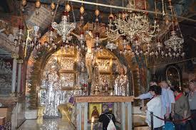 5ήμερη  Προσκυνηματική εκδρομή στους Αγίους Τόπους 5-9 Μαΐου