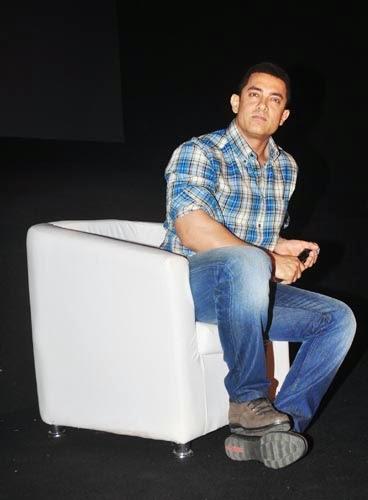 Aamir Khan Launch Satyamev Jayate Season 3 Photos