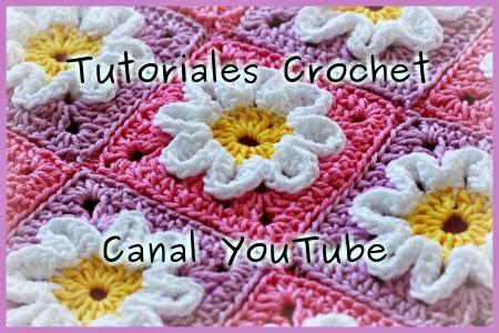 tutoriales crochet ganchillo eltallerdejazmin