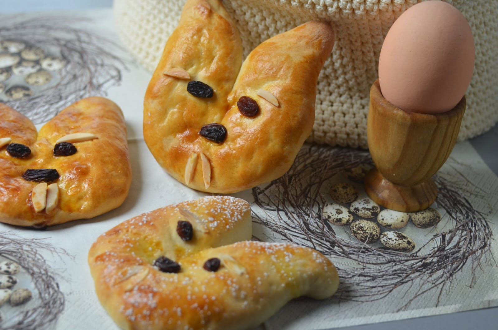 Apetyczna Babeczka Anielska Kuchnia Wielkanocne Zajączki