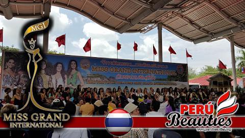 Tours en la provincia de Trat - Miss Grand International 2015