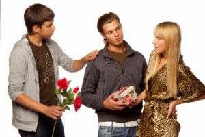 Dating a girl who already has a boyfriend