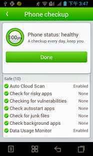 360 Mobile Safe Full Apk Program İndir