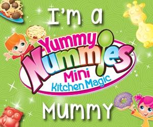 Yummy Nummies Blogger