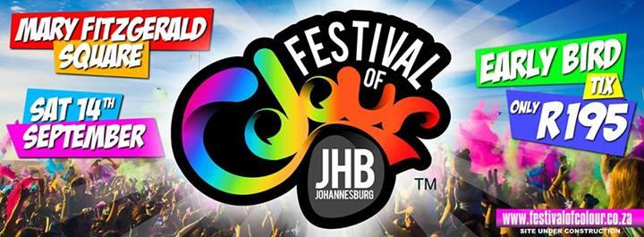 FESTIVAL OF COLOUR JOHANNESBURG