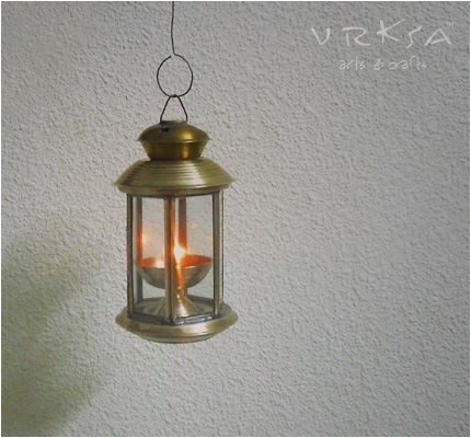 Vrksa Arts Amp Crafts Lalten Lamp I