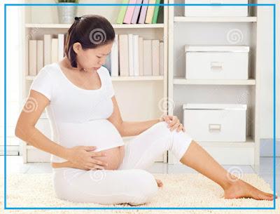 kejang kaki semasa hamil