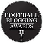 Football Blogging Awards Finalist 2014