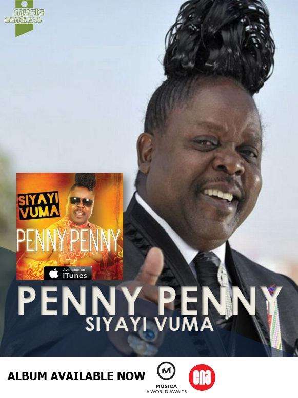 Siyayi Vuma in stores