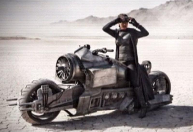 Priest (Movie) Motorcycles