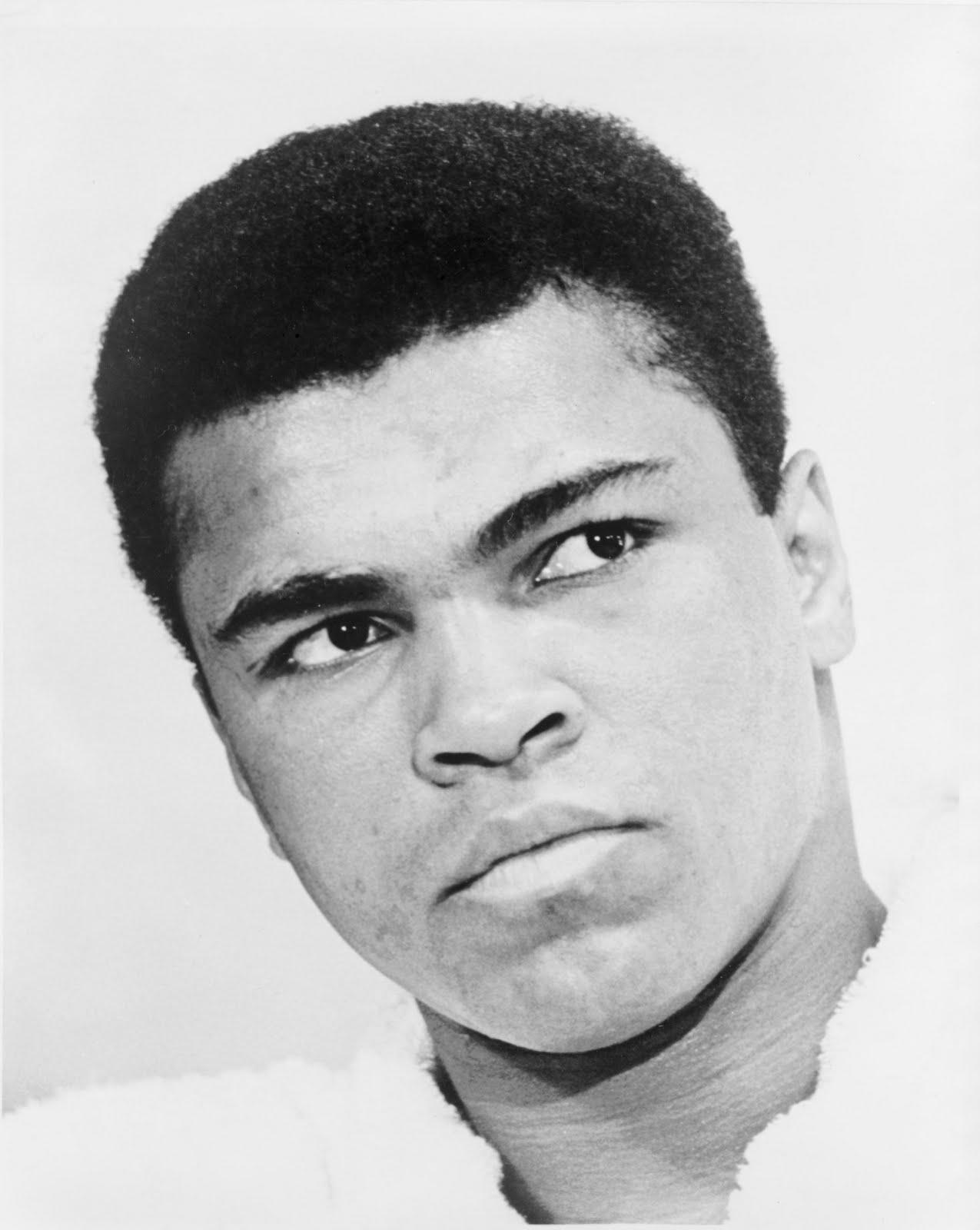 Muhammad Ali is 70
