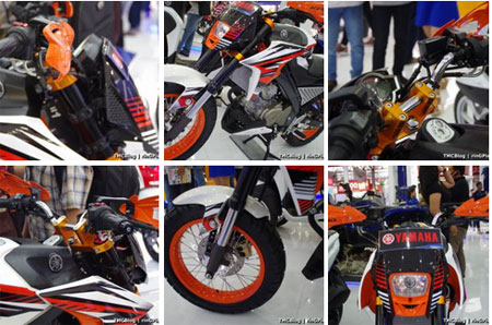 gambar modifikasi Yamaha Vixion terbaru 2015