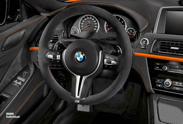 New 2014 BMW Individual M6 Coupe - Fire Orange