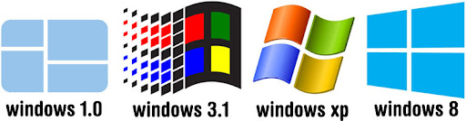 windows logo from time to time