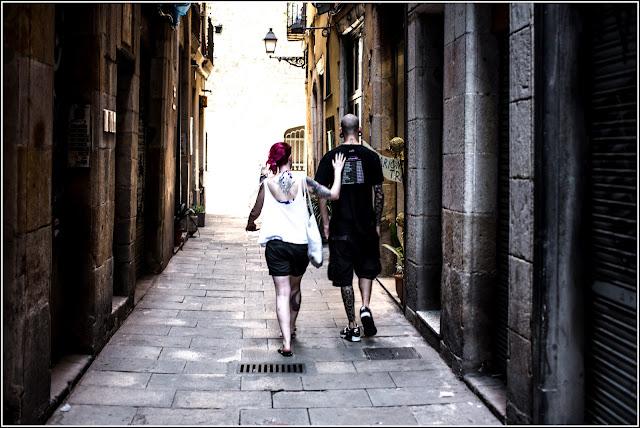 Barcelona: otros patrones estéticos