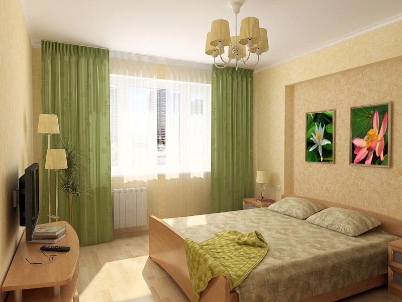 Картина и вышивка для спальни