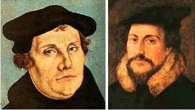 John Calvin and Martin Luther's Understanding Of Faith