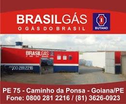 BRASIL GÁS GOIANA