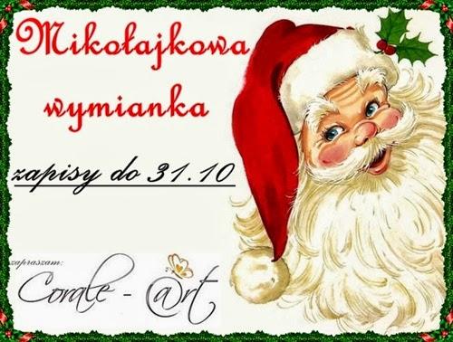 Wymianka Mikołajowa do 31.10