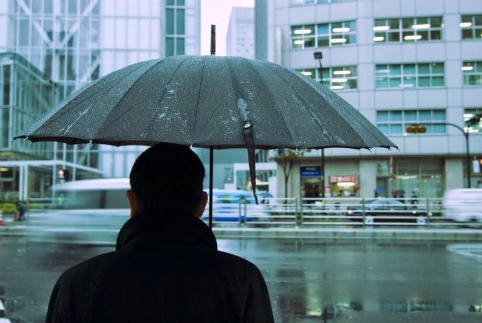 Efectul de ploaie
