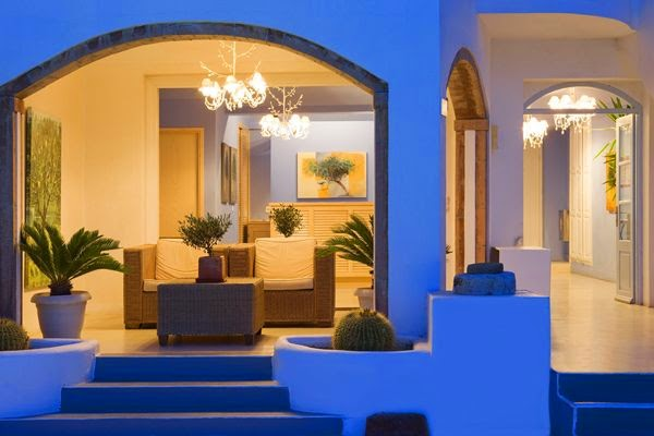 Santorini (Grecia) - Andromeda Villas 4* - Hotel da Sogno