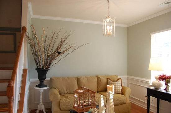SherwinWilliams Comfort Gray Paint Color 550 x 364