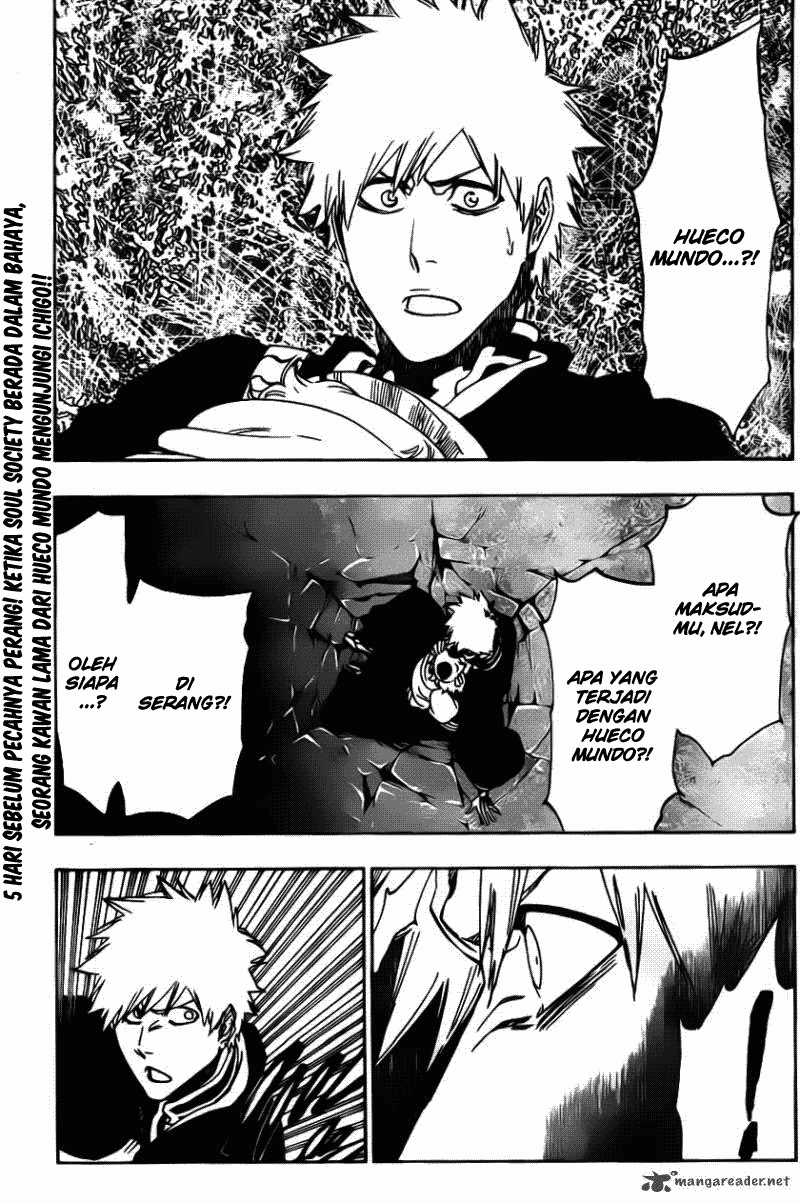 Bleach 486 page 1