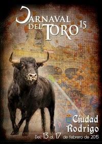 Ciudad Rodrigo(Espanha)- Carnaval Del Toro 2015- 13 a 17 Fevereiro